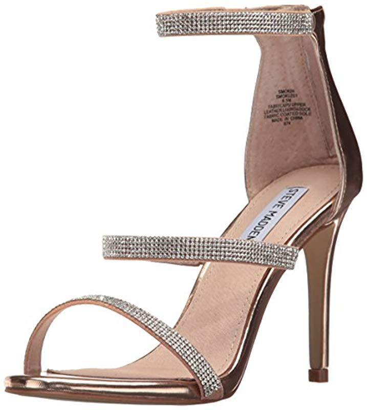 1bdcf570f06 Steve Madden. Women s Smokin Heeled Sandal