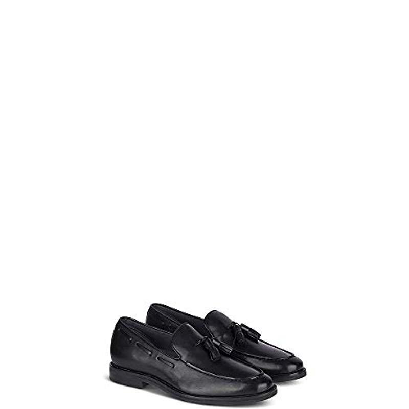 88dab4bcc9d Lyst - Sperry Top-Sider Gold Cup Exeter Tassel Penny Loafer in Black ...