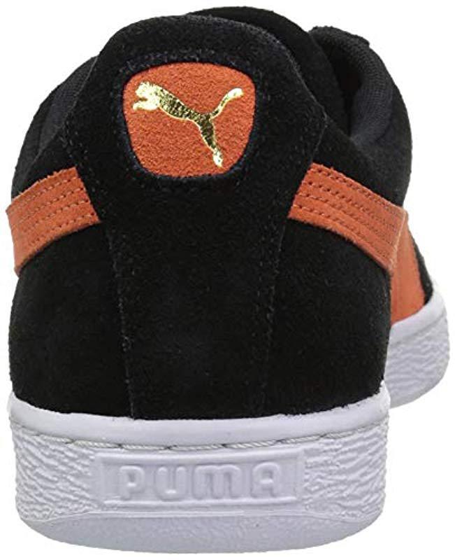 Lyst - PUMA Suede Classic Sneaker in Black for Men - Save 36.92307692307692% 3adf6f0b6