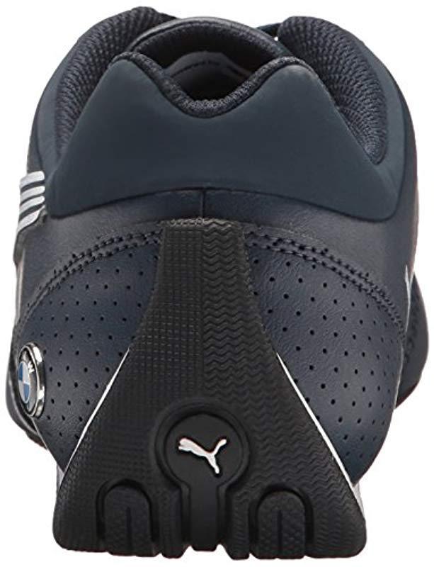 a76a8ba2199 Lyst - PUMA Bmw Ms Future Kart Cat 2 Low Sneaker in Black for Men
