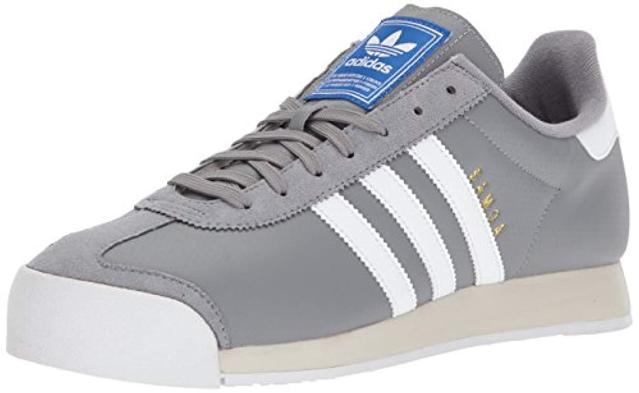 578646093404 Lyst - Adidas Originals Samoa in Gray for Men