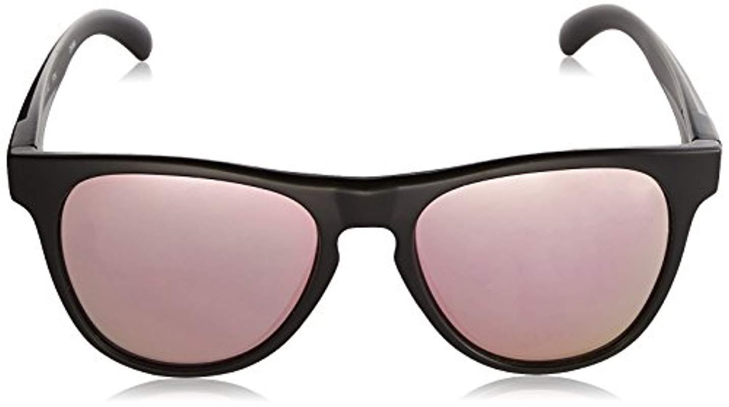 88fec5a4e6e Under Armour - Round Sunglasses Ua Scheme Satin Black pink Multiflection Lens  M - Lyst. View fullscreen