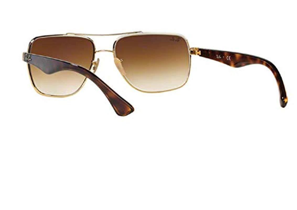 774d8d25d7 ... canada ray ban rb3483 sunglasses 60mm lyst. view fullscreen 29b65 430ab
