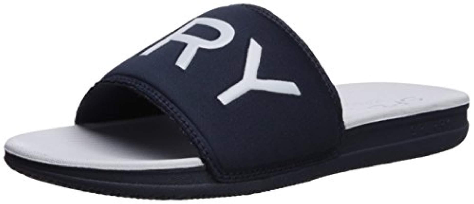 d19c5f252da Lyst - Sperry Top-Sider Intrepid Slide Sandal in Blue for Men - Save 15%