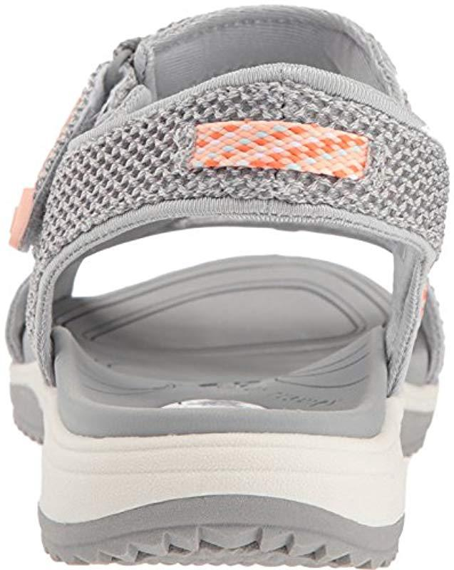 e85b4351729f Lyst - Dr. Scholls Daydream Slide Sandal in Gray - Save 23.07692307692308%
