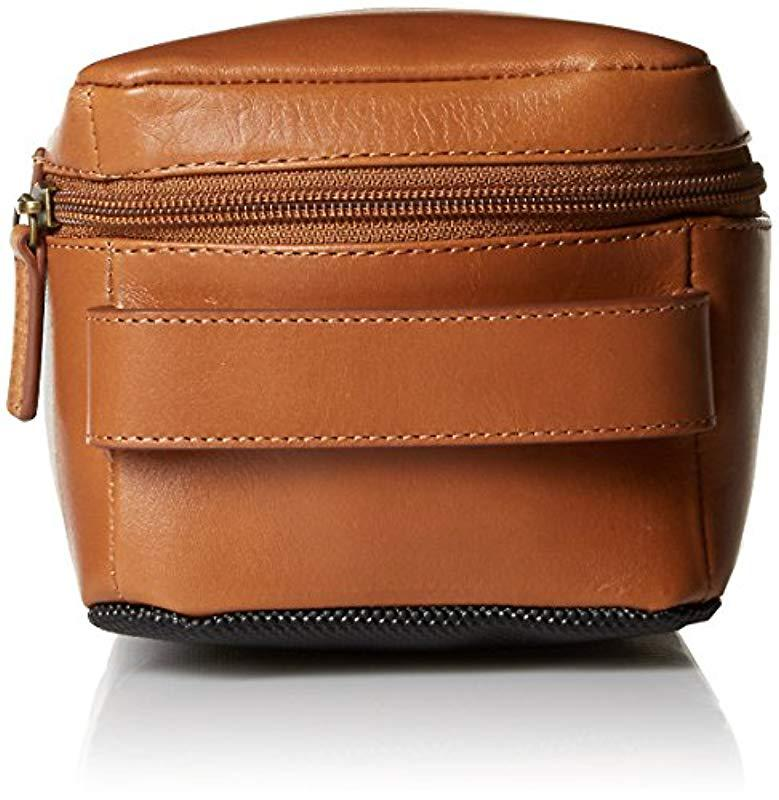 61e0f87ebd Lyst - Tommy Bahama Travel Dopp Kit in Brown for Men