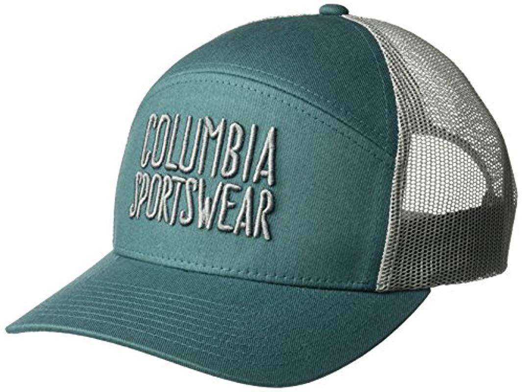 481874f99c5ca Lyst - Columbia Trail Evolution Snap Back Hat for Men - Save 16%