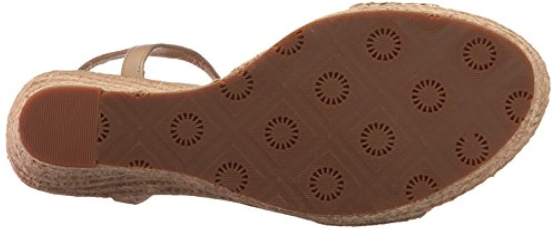 4e6637fc337 Ugg - Multicolor Fitchie Ii Wedge Sandal - Lyst. View fullscreen