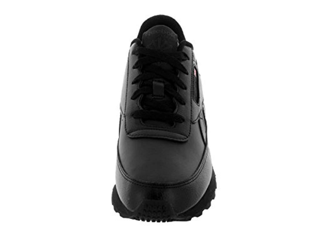 1d362293203880 Reebok - Black Classic Renaissance Sneaker - Lyst. View fullscreen