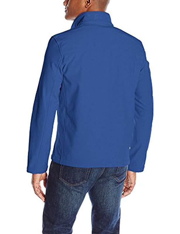 2592d4b9 Lyst - Tommy Hilfiger Classic Soft Shell Jacket in Blue for Men - Save  15.94202898550725%