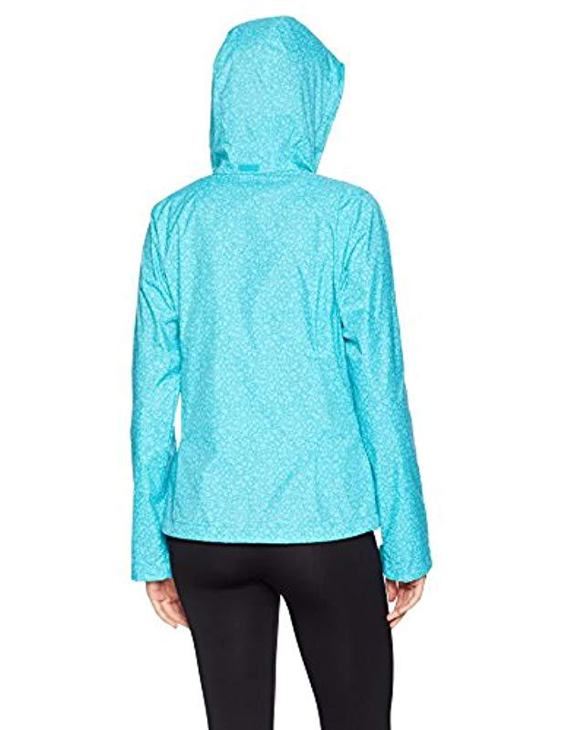 5a7fbc917ff Lyst - Columbia Switchback Iii Plus Size Printed Jacket in Blue