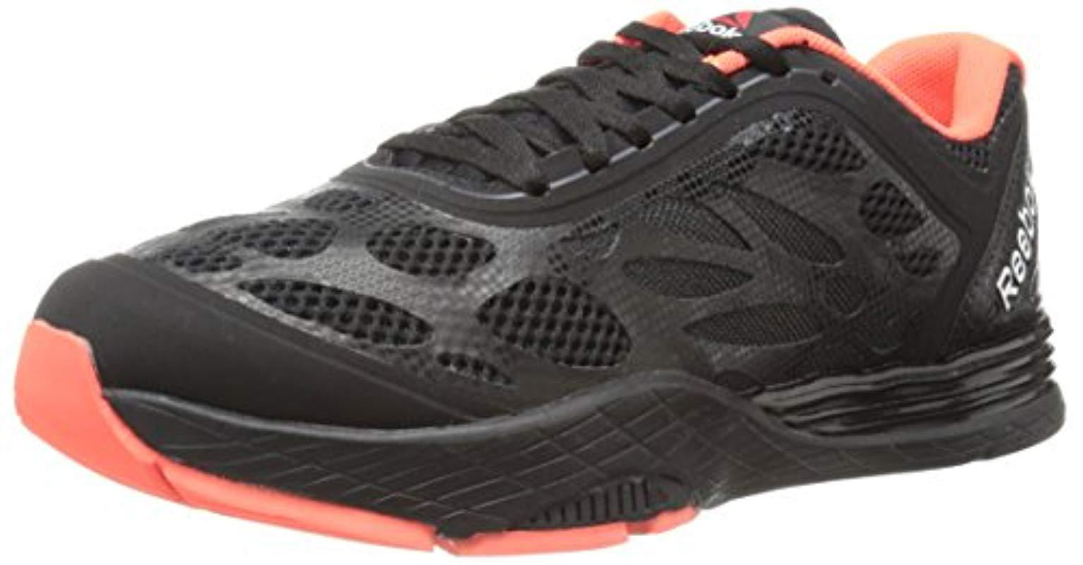 release date e269d e316d Lyst - Reebok Cardio Ultra Training Shoe in Black