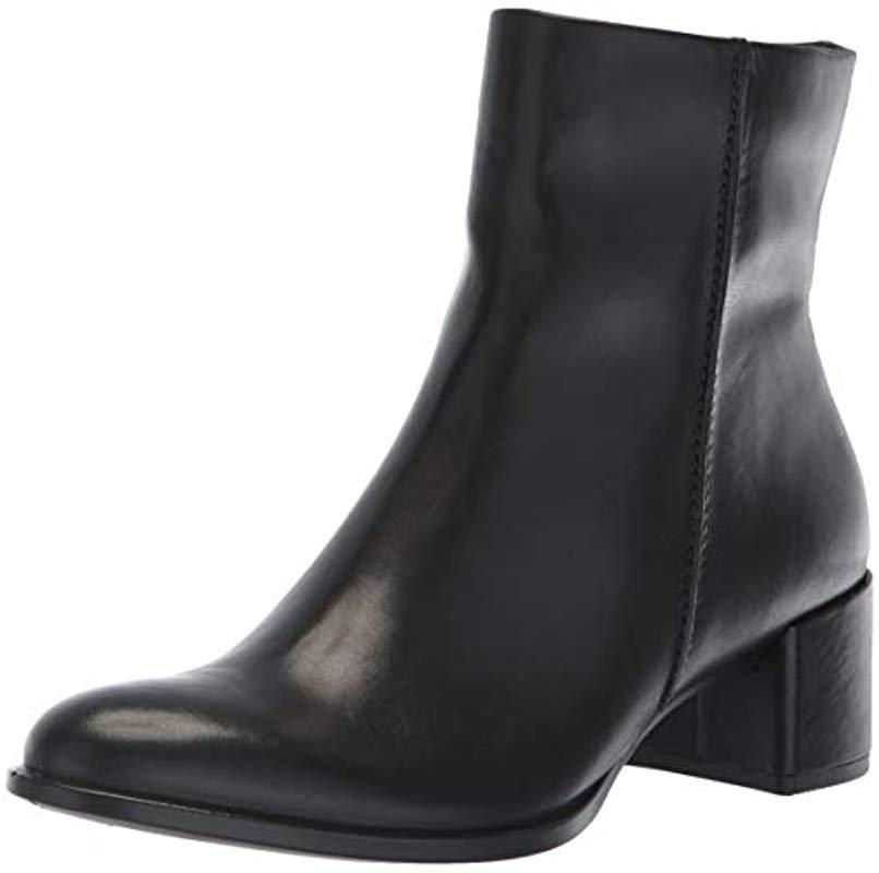 9518f3d0bc39 Lyst - Ecco Shape 35 Boot Ankle in Black - Save 1%