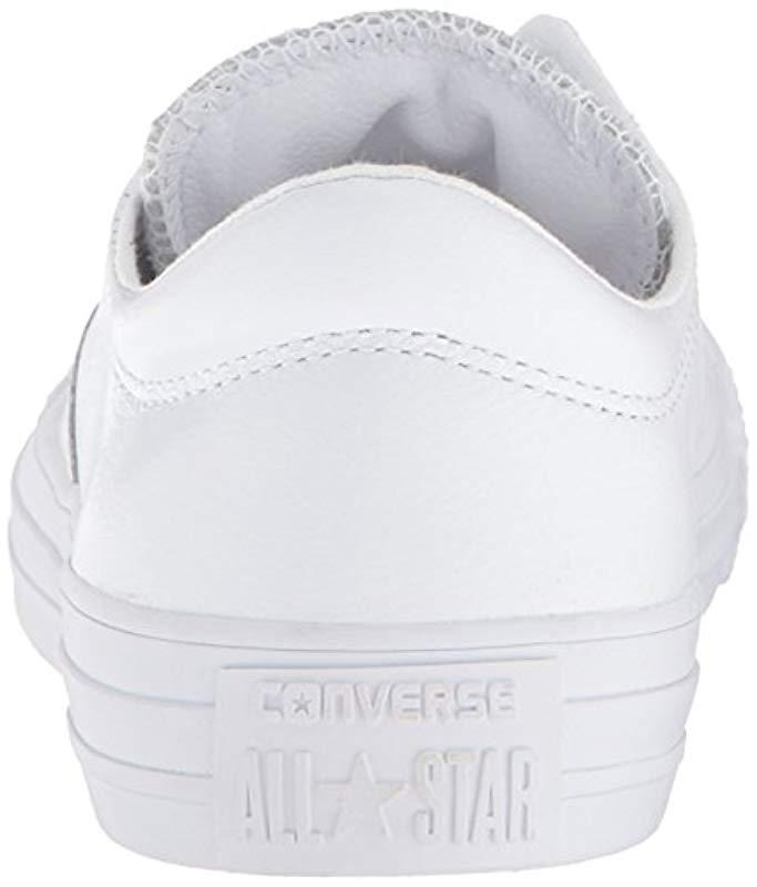2385c0c01bb0 Lyst - Converse Chuck Taylor All Star Madison Low Top Sneaker in White -  Save 8%