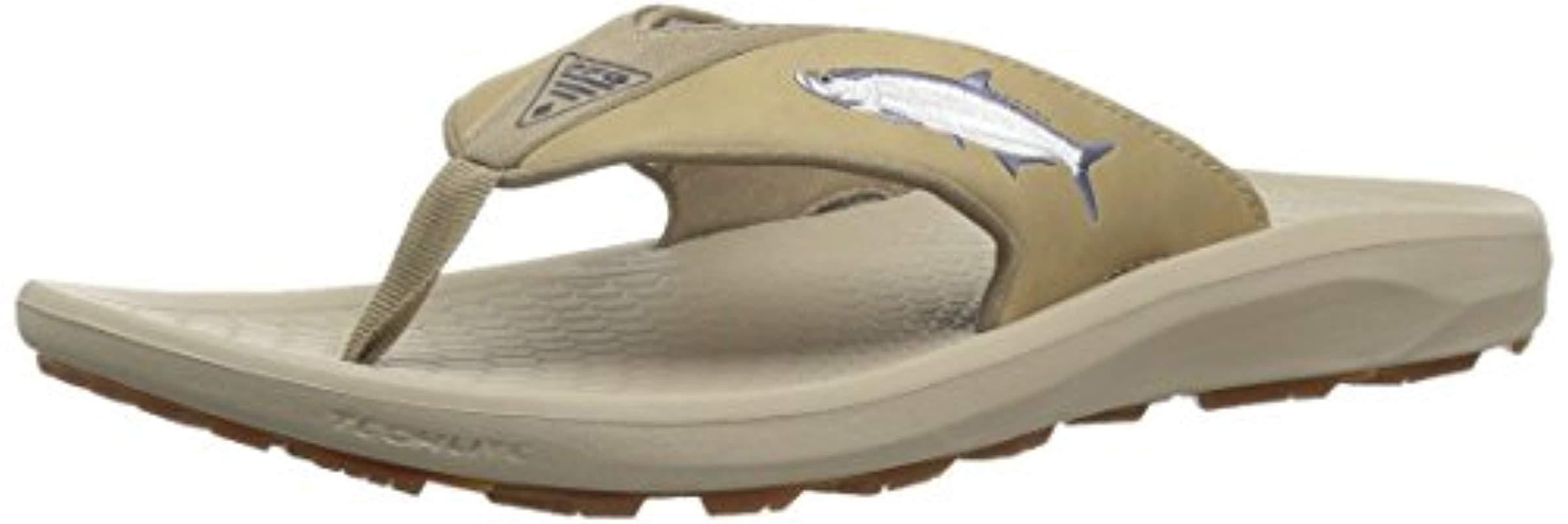 603c19b6ebf Lyst - Columbia Fish Flip Pfg Fisherman Sandal for Men