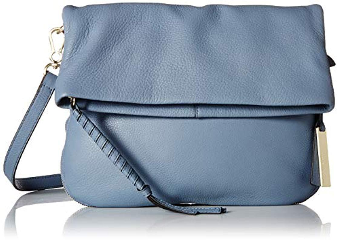 c0879b8a1 Lyst - Vince Camuto Cory Shoulder in Blue