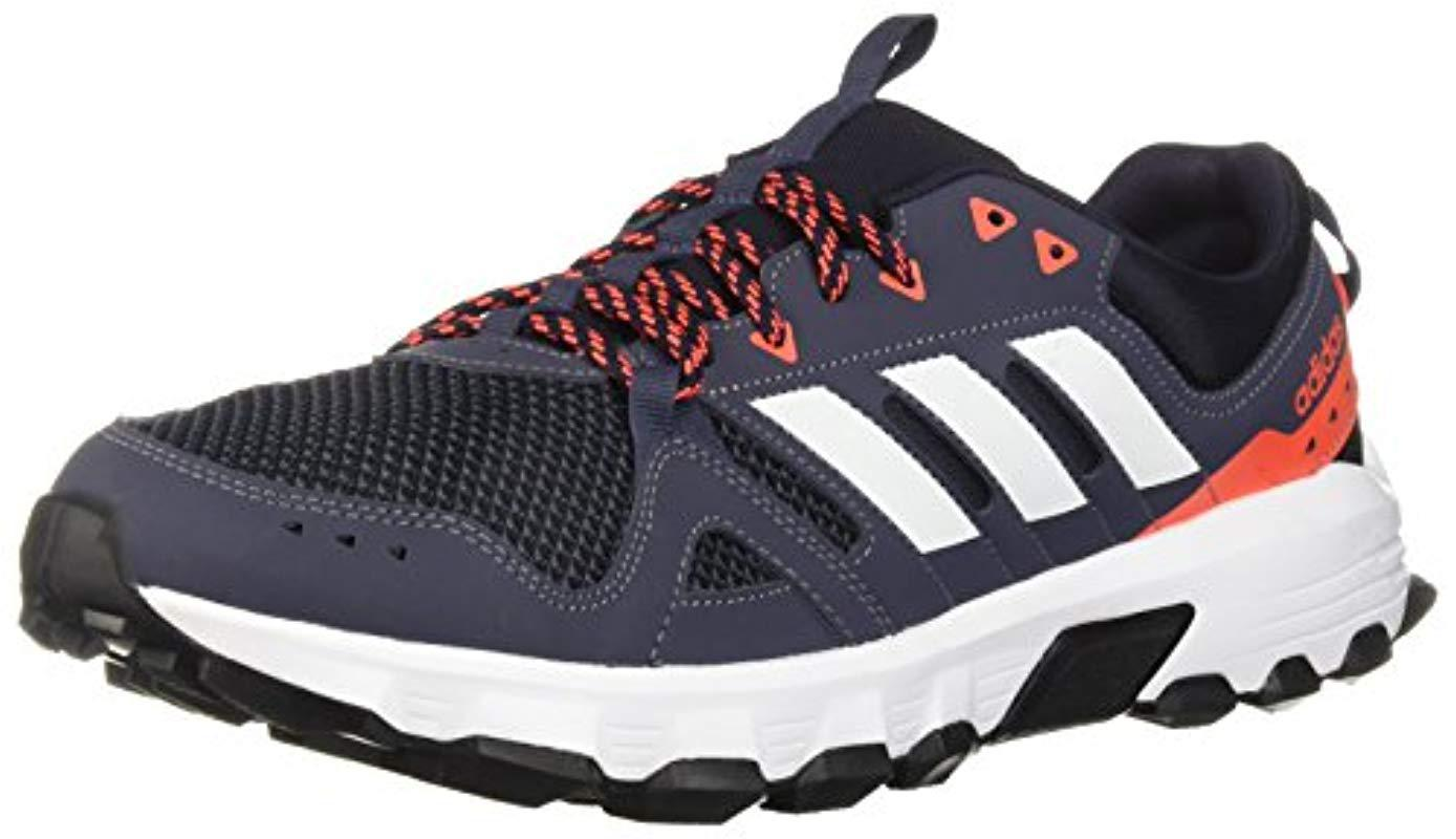 e9e5a1c9b Lyst - adidas Rockadia Trail M Running Shoe in Blue for Men