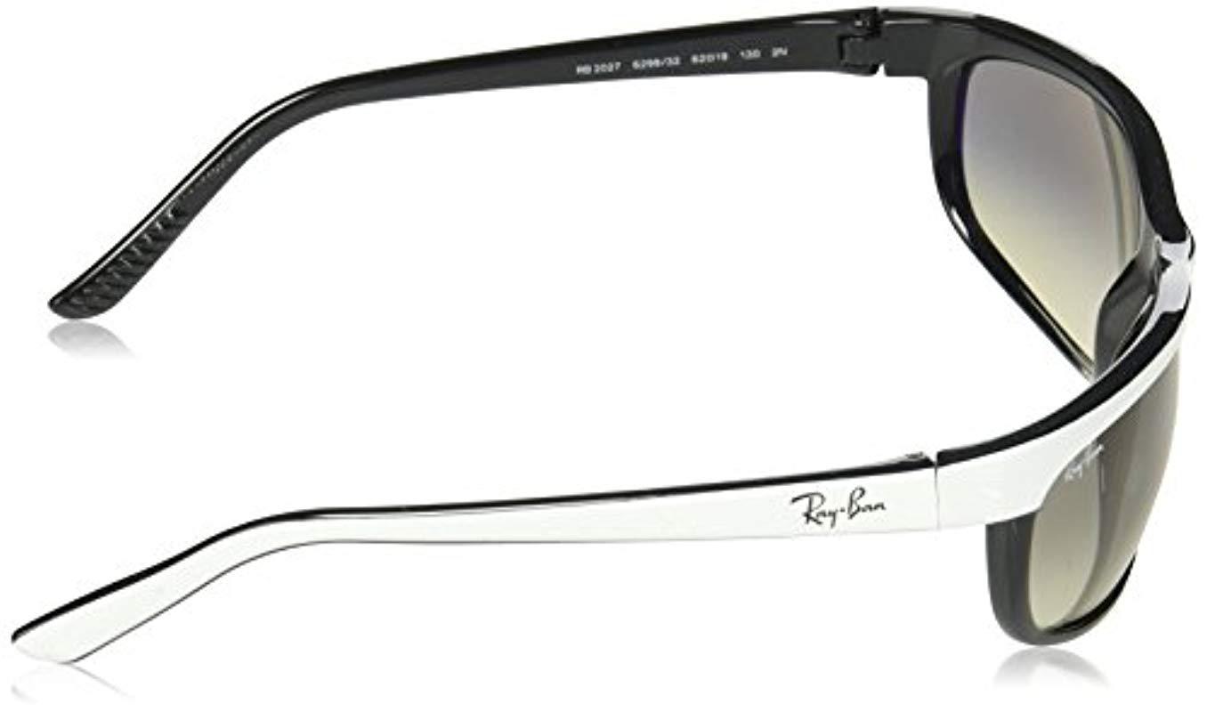 27f4126095 Ray-Ban - Black S Predator 2 Sunglasses (rb2027) Plastic