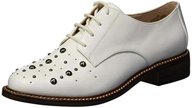 d8e5ada988d Lyst nine west contessa leather oxford in white nine west vita oxford jpg  1413x800 Nine west