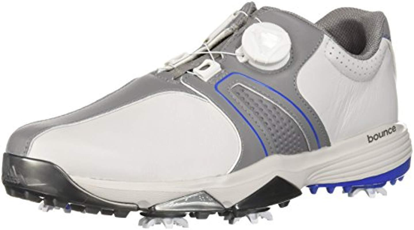 c9cc1b5f5c38 Lyst - adidas 360 Traxion Boa Golf Shoe in Gray for Men - Save 51%