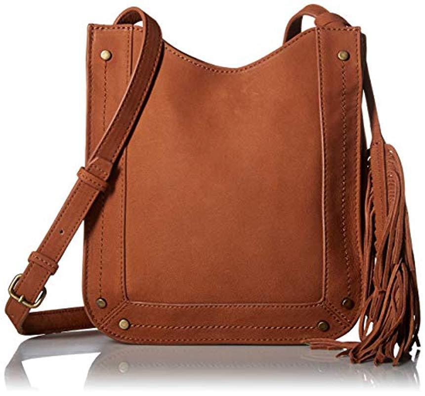 Lyst - Lucky Brand Lucky Wren Shoulder in Brown 60c7192c48826