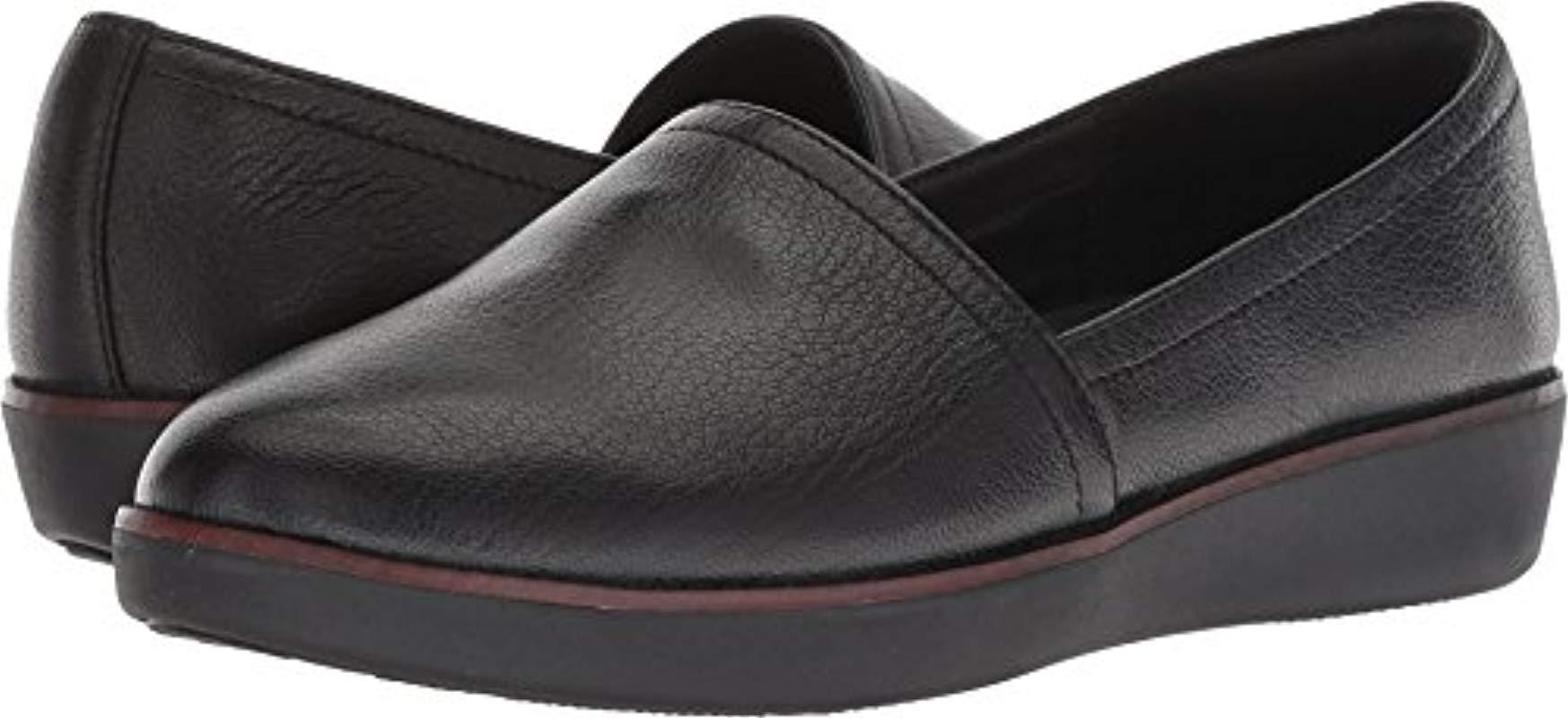 c2ac8ce97bee6e Lyst - Fitflop Casa Loafer in Black - Save 8.860759493670884%