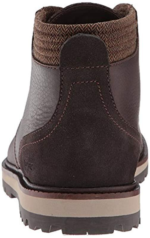 a530e78cb Brown Lacoste Boot Fullscreen Ankle View Chukka For 1 Montbard 417 Lyst Men  RqqBTd