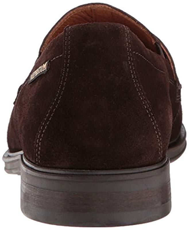 4f6cb434550 Lyst - Mephisto Nilson Penny Loafer in Brown for Men - Save 40%