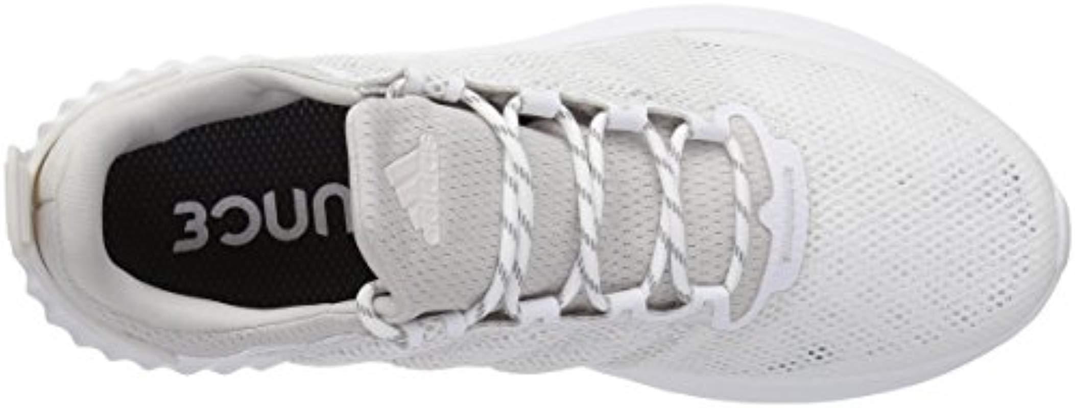 53532343c49b3 Adidas Originals - White Alphabounce Cr Cc Running Shoe for Men - Lyst.  View fullscreen