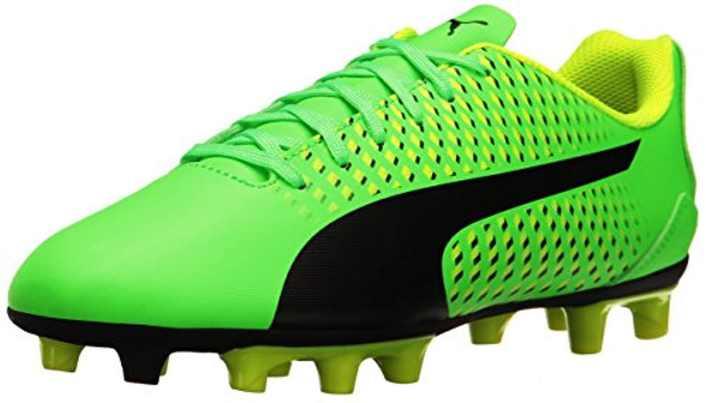 4aa6e25e5e8 Lyst - PUMA  s Adreno Iii Fg Football Boots in Green for Men - Save 34%