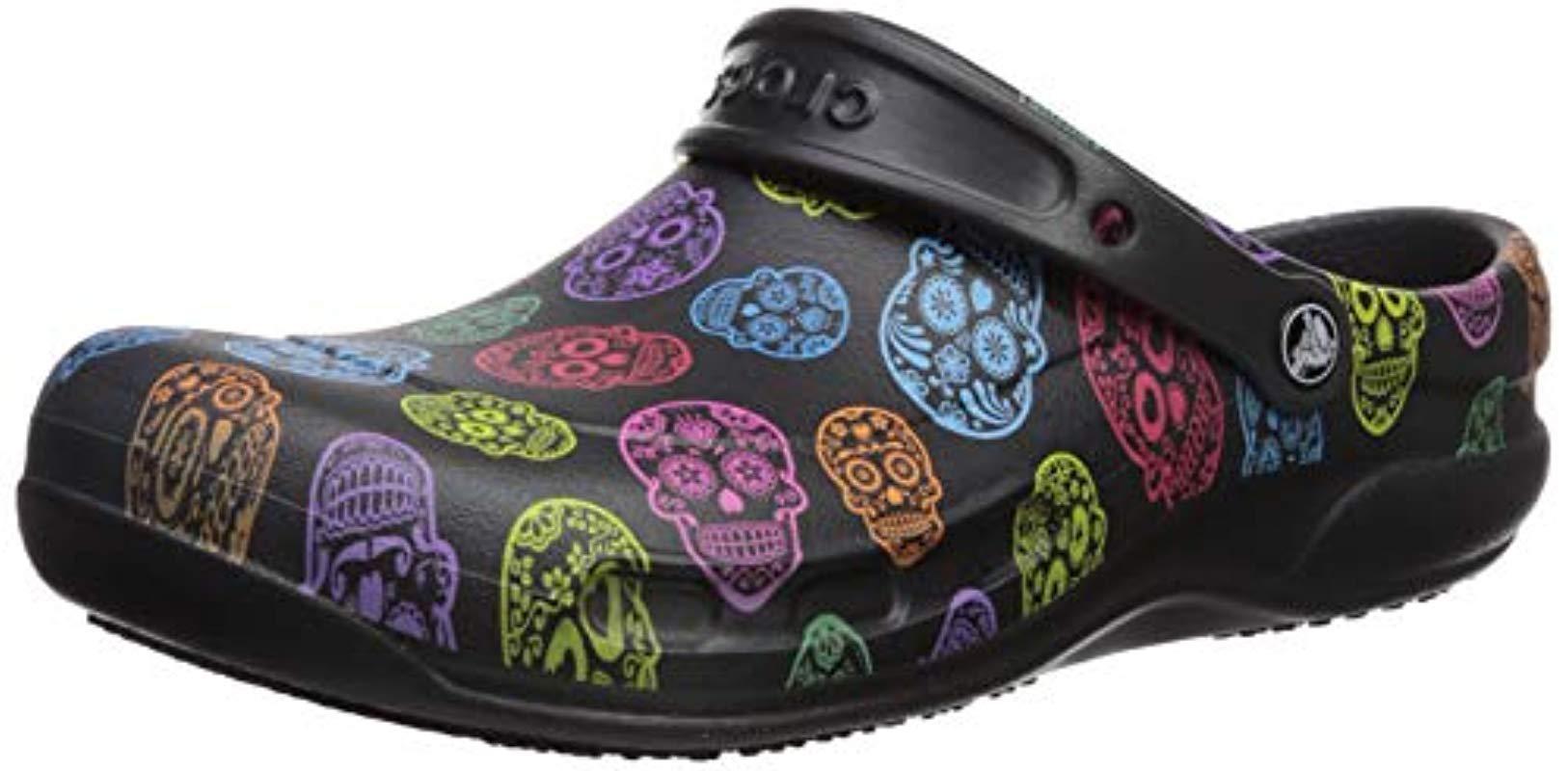 32d35e0f40f63f Crocs™. Women s Black And Bistro Graphic Clog ...