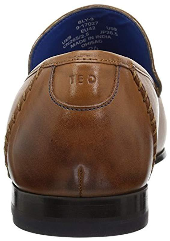 7a254cb4d63cd Ted Baker - Brown Bly 9 Oxford for Men - Lyst. View fullscreen