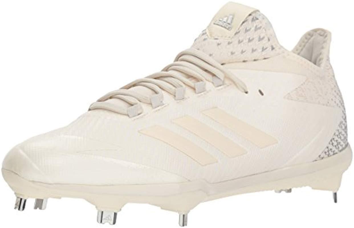 new arrival 1bcf4 0a520 adidas. Mens White Performance Adizero Afterburner 4