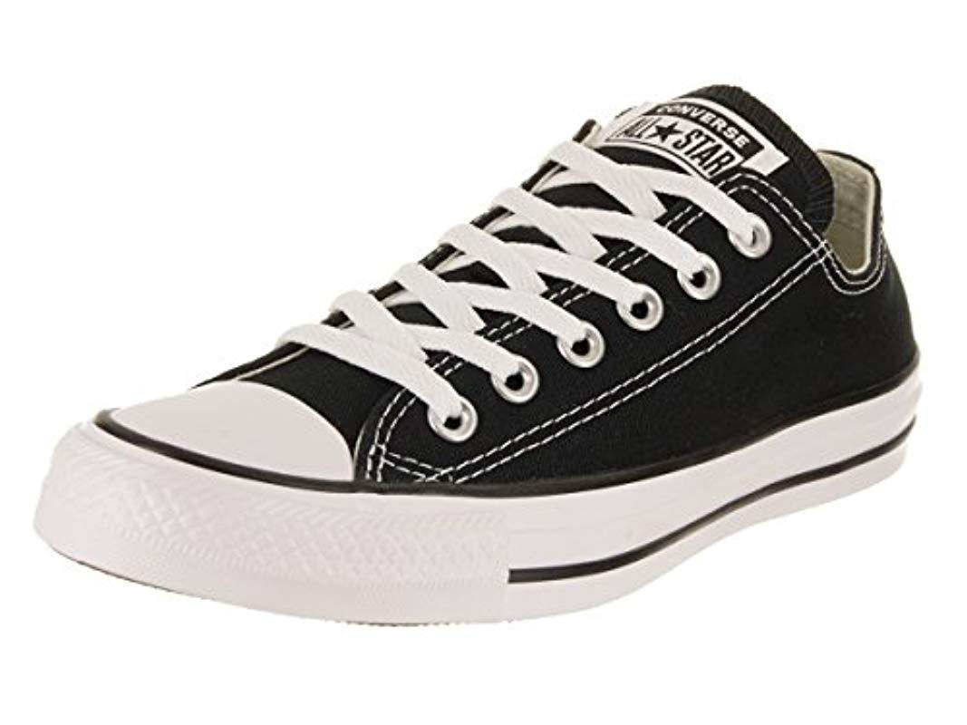 b785abab4125 Lyst - Converse Chuck Taylor All Star Core Ox in Black for Men