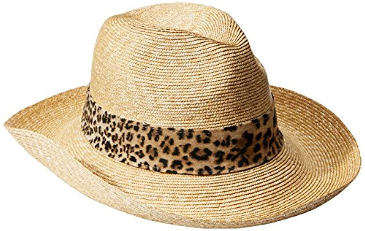 33fce96fd44 Gottex. Women s Natural Jungle Fever Sun Hat ...
