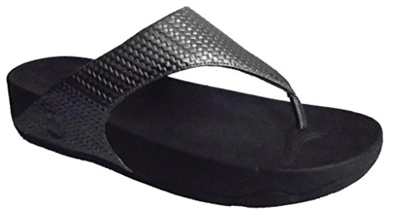 c1f049a102e37 Lyst - Fitflop Lulu Weave Flip-flop in Blue - Save 14%