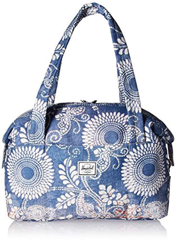 f81460d471e3 Lyst - Herschel Supply Co. Strand Xs Duffel in Blue - Save 15%