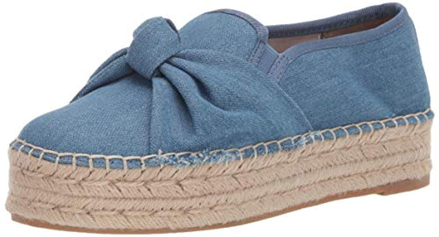 5eb088400 Lyst - Circus by Sam Edelman Columbia Platform in Blue