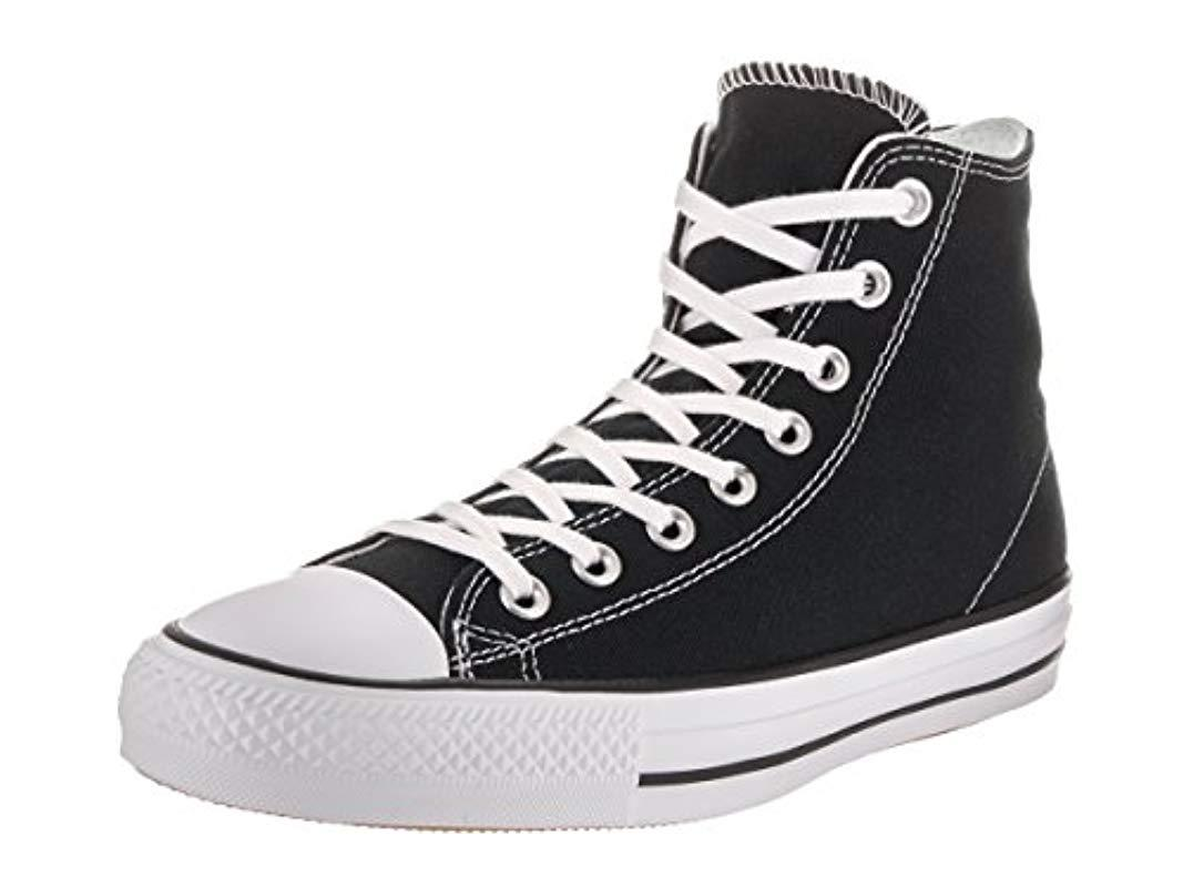 Lyst - Converse Chuck Taylor All Star Core Hi in Black for Men 43d299663
