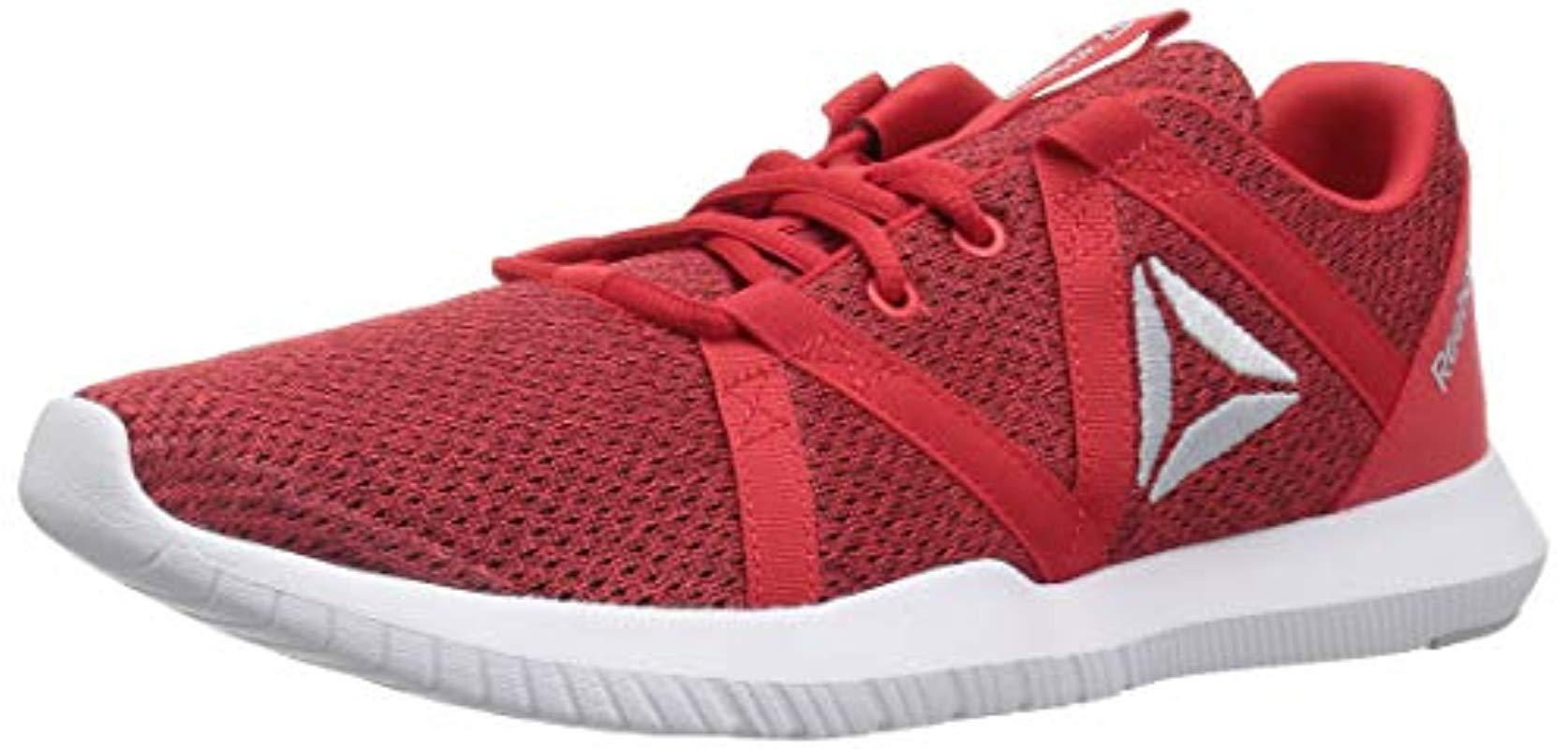 b636fe55efeb Lyst - Reebok Reago Essential Cross Trainer in Red for Men - Save 21%