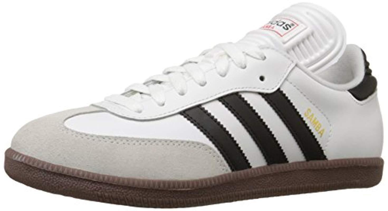 02488f3e1 adidas Samba(r) Classic (black white) Men s Soccer Shoes in White ...