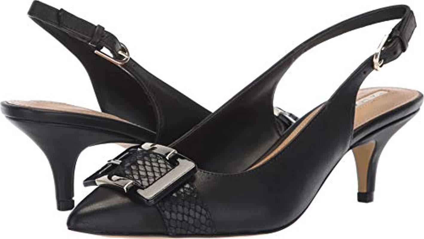228b8e10cd1a9 Lyst - Tahari Stroll Slingback Heel in Black - Save 35%