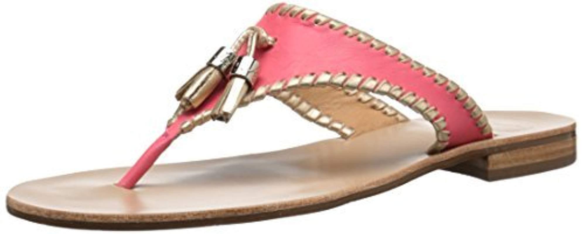 1fe65aa06d0a Lyst - Jack Rogers Alana Dress Sandal in Pink