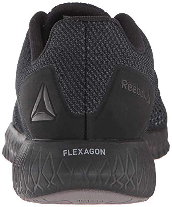 a05184af534 Lyst - Reebok Astroride Flex Cross Trainer in Black for Men