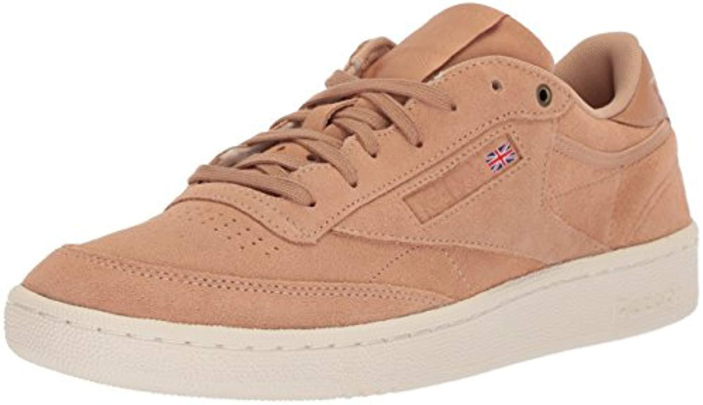 e4ac63d8623 Lyst - Reebok Club C 85 Mcc Sneaker in Natural for Men - Save 14%