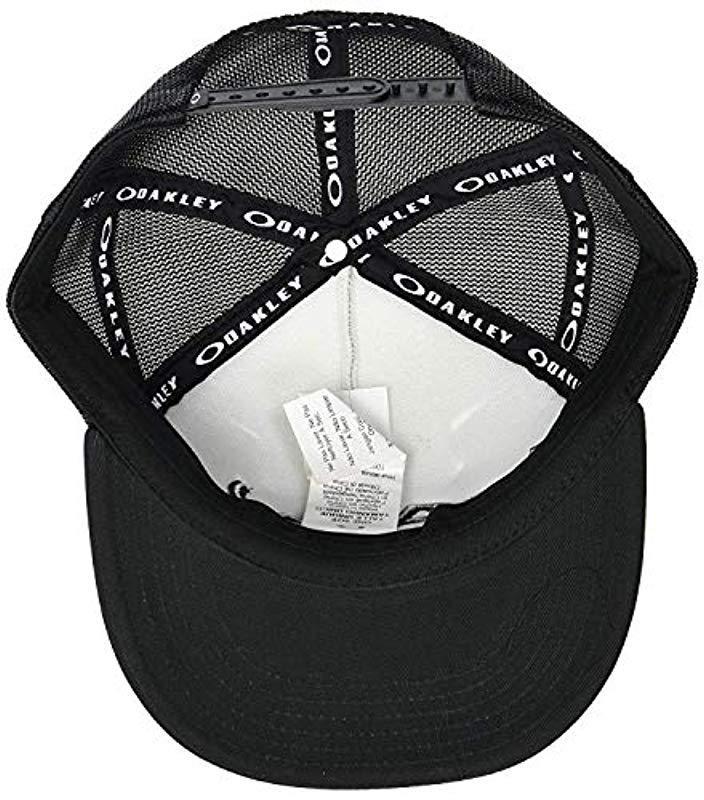 632fbb118f0 Lyst - Oakley Novelty Logo Trucker for Men - Save 7.692307692307693%