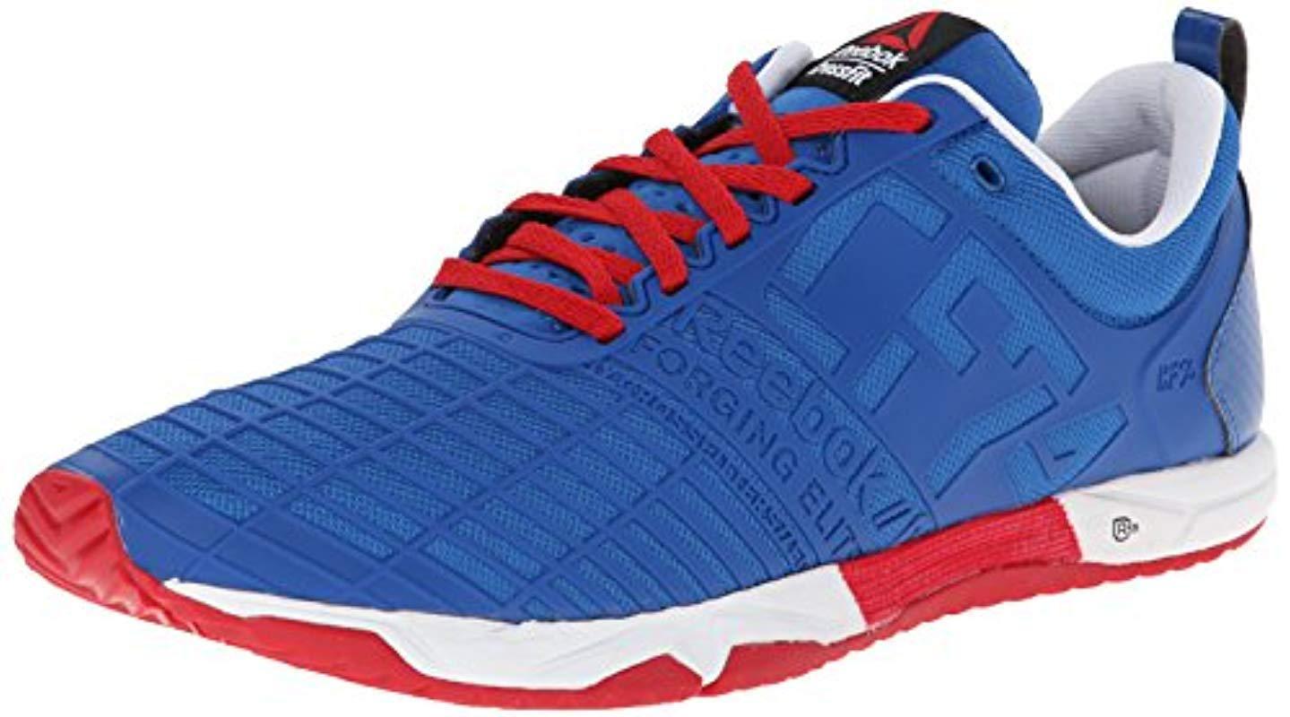 e6a7ef99c1ac75 Lyst reebok crossfit sprint training shoe in blue for men jpg 1439x800 Crossfit  sprint