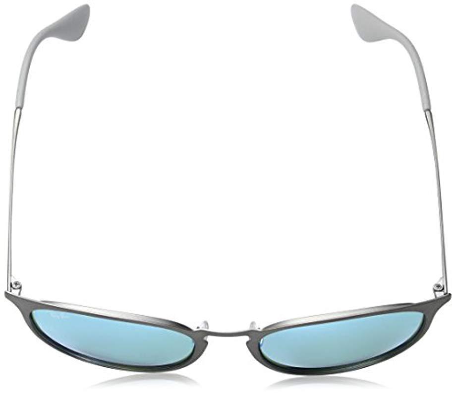 0727b51f67 ... switzerland ray ban erika metal rb3539 9015b4 non polarized sunglasses  rubber gunmetal . view fullscreen 1ed5c ...