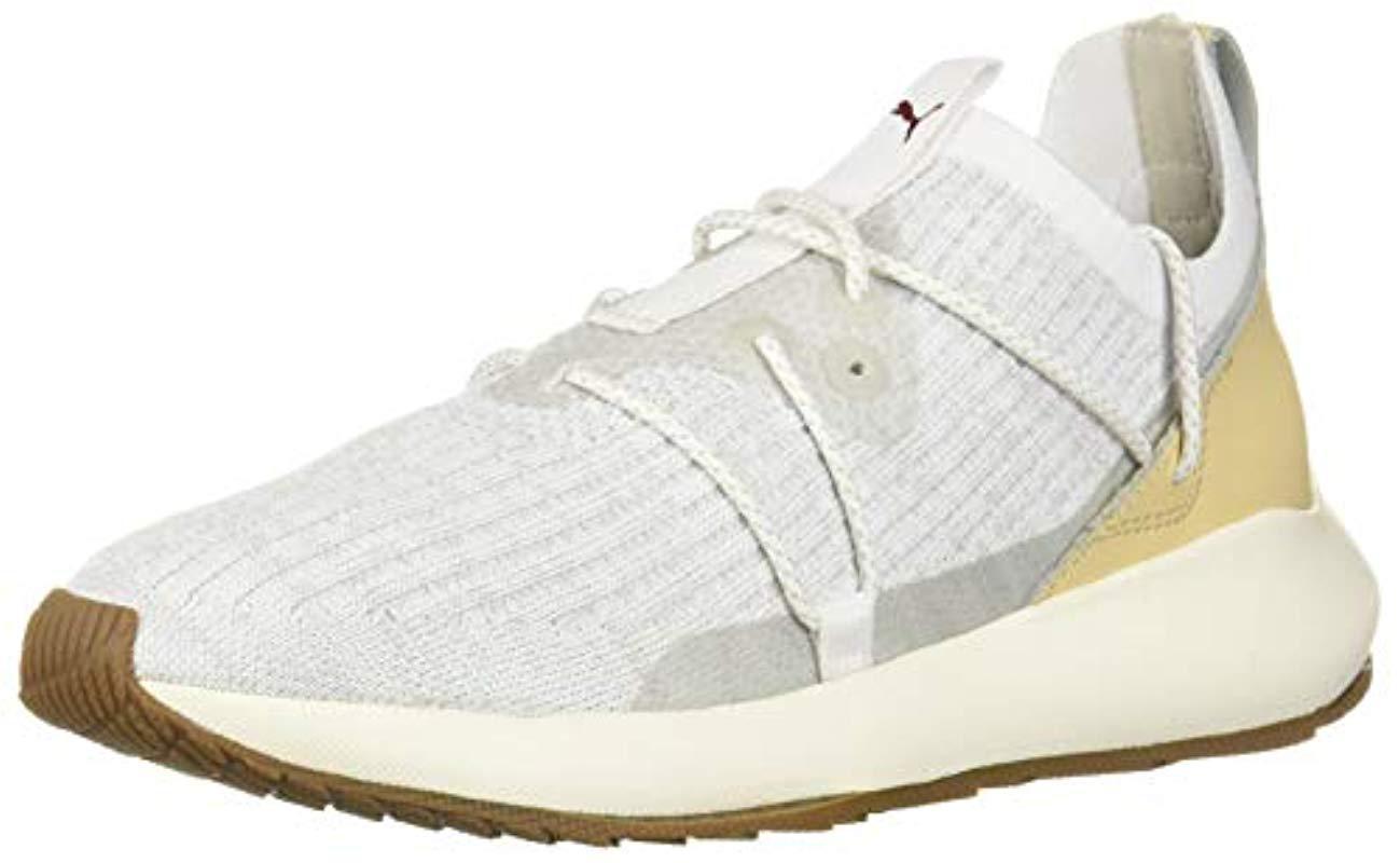 1ad71d91a34be7 Lyst - PUMA Ferrari Evo Cat Sock Sneaker for Men