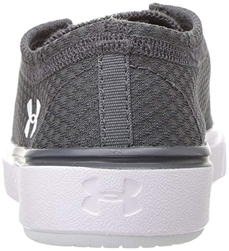 1a8307ff01b1 Lyst - Under Armour Grade School Kickit2 Low Lightweight Sneaker ...